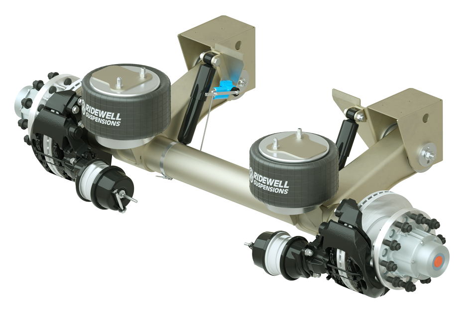 Trailer Air Ride Suspension