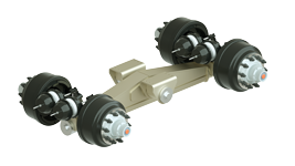 Trailer Mechanical Suspension